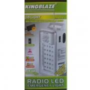 Lampa LED cu Radio GDLITE GD1111