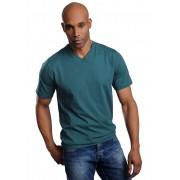NU 20% KORTING: T-shirt met V-hals, set van 3