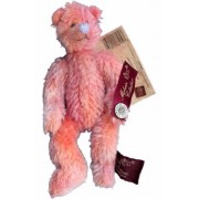 Yvette Pink Mohair Teddy Bear Limited Edition Bears of the Past