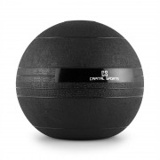 CAPITAL SPORTS Groundcracker Pelota de peso Color negro Goma 18 kg