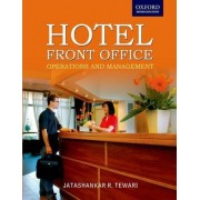 Hotel Front Office by J.R. Tewari