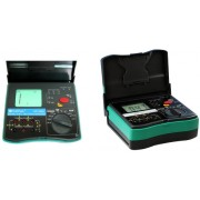 HOLDPEAK 5500 Digitális földelési és szigetelési ellenállás mérő 250-1000VAC 0.1Mohm-20Gohm.