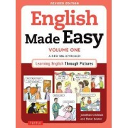 English Made Easy Volume One: Volume one by Jonathan Crichton