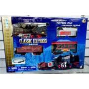 Voz na baterije Western Express s 4 vagona GoldLok