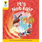 Oxford Reading Tree: Level 5: More Stories A: It's Not Fair by Roderick Hunt