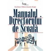 Manualul directorului de scoala - Dan Zaharia Mihaela-Alexandra Gherghe