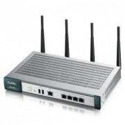 UAG4100 GATEWAY - 802.11 n - Porturi LAN 4 x 10/100 Mbit/s - Porturi WAN 10/100 Mbit/s - Antena 4 x Externa detasabila - Web Management (HTTP/HTTPS) - Layer 2 Isolation - 64/128-bit WEP data encryption - WPA-PSK TKIP data encryption (Wi-Fi Certified) - WP