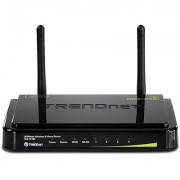 Router TRENDnet N300 Wireless Home Router, WAN: 1xEthernet, WiFi: 802.11n-300Mbps