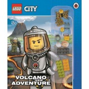 LEGO City Volcano Adventure by Unknown