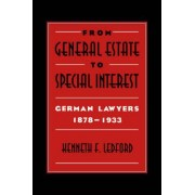 From General Estate to Special Interest by Kenneth F. Ledford