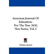 American Journal of Education by William Russell