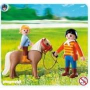 Playmobil Figures #5934 Set Pony Ride