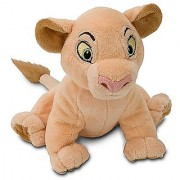 The Lion King Mini Bean Bag Plush Toy -- Nala