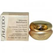 Shiseido Benefiance Koncentrovaný očný krém proti vráskam 15ml