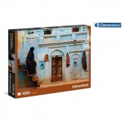 Clementoni puzzle sari rosso national geographic 1000 pezzi