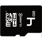 Card de memorie Emtec ECMSDM4GHC4, microSDHC, 4 GB + Adaptor SD