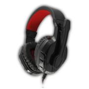 WHITE SHARK GHS-1641 :: Геймърски слушалки Panther, черни