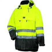 Helly Hansen Ludvika Parka 71377 Helly Tech Warnsc Hat Zparka Waterproof, 34-071377-369-S