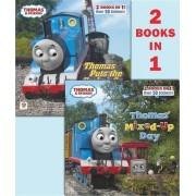 Thomas' Mixed-Up Day/Thomas Puts the Brakes on by Random House