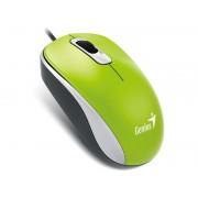 Genius Dx-110 Mouse Usb Verde, 31010116105