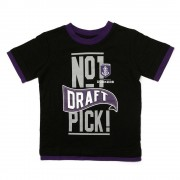 AFL Toddler Draft Pick Tee Fremantle Dockers [Size:4]