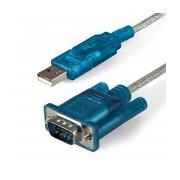 StarTech.com Cable Serial USB A Macho - DB9 Macho, 90cm