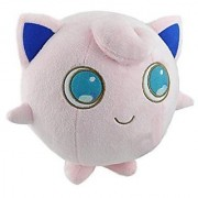 Pokemon Jigglypuff Anime Animals Plush Plushies Stuffed Doll Toy 6