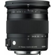 Obiectiv Foto Sigma 17-70mm f2.8-4 DC Macro OS HSM Nikon