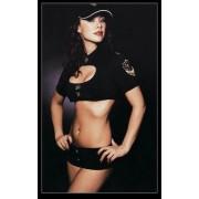 Секси костюм Полицайка