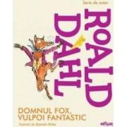 Domnul Fox vulpoi fantastic - Roald Dahl