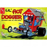 "AMT AMT908 scala 1:25 .000 Li'l ""Hot Dogger-Kit per modellismo, per Rod"""