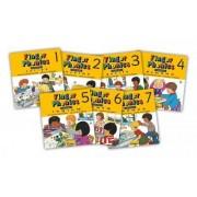 Finger Phonics, Books 1-7 by Sue Lloyd