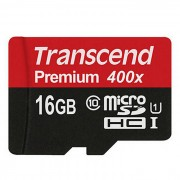 Genuine Transcend TF Memory Card (16 GB / Class 10)