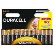 Baterie Duracell Basic AA LR06 12buc