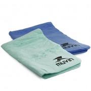 Toalha Esportiva de PVA 66x43cm - Azul