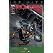 "Iron Man N° 11 ( Infinity ) : "" Infinity ² "" ( Nova + Avengers A.I. + Fantastic Four + Guardians Of The Galaxy + Iron Man )"