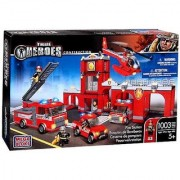 True Heroes Mega Bloks Set Fire Station