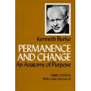 Permanence and Change by Kenneth Burke