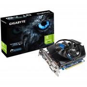 Tarjeta De Video Nvidia Gigabyte GT740 OC GeForce 2GB GDDR5 PCI-E (GV-N740D5OC-2GI)-Negro