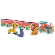 Janod Story Baby Circus Train