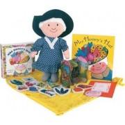 Mrs Honey's Hat Storysack by Pam Adams