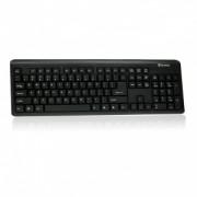 Tastatură cu fir Vakoss TK-103PK USB/PS2 Negru