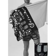 Geronimo Towel Black 1616X1-3