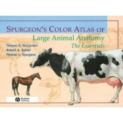 Spurgeon's Color Atlas of Large Animal Anatomy by Thomas O. McCracken