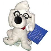 The Adventures of Rocky and Bullwinkle Mr. Peabody Bean Bag Plush