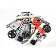 Technic Brick Mix of LEGO and OTHER Brands (Mindstorms EV3 gear axle beam 68 SET bulk lbs) NICE! Get exactly whats pictu