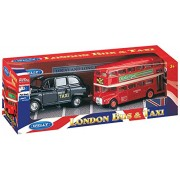 Welly London Taxi e bus Diecast Model