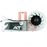 Arctic ATI Silencer 2 Rev 2 Ventola per Scheda Video, Nero
