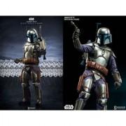 Sideshow Star Wars Episode II Attack of the Clones Jango Fett 1/6 Scale 12 Figure