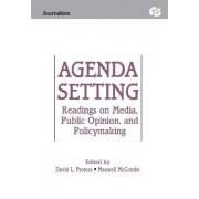 Agenda Setting by David L. Protess